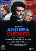 Andrea Chénier DVD, Live at the Royal Opera House, Covent Garden