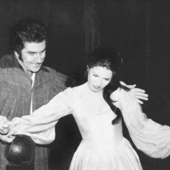 DONNA ANNA, Don Giovanni with Sherrill Milnes, Royal Opera House 1982