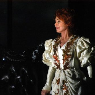 FRICKA, Rheingold, Royal Opera House 2004