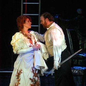 FRICKA, Rheingold with Bryn Terfel, Royal Opera House 2004