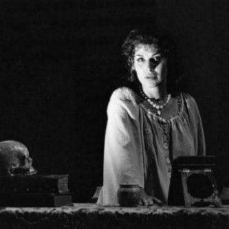 DESDEMONA, Otello ENO 1981