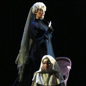 LA ZIA PRINCIPESSA, Suor Angelica with Amarilli Nizza Teatro Massimo Palermo 2008