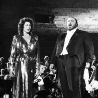 Gala Concert with Luciano Pavarotti,Arena di Verona 1985
