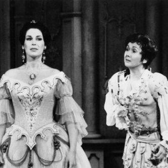 VITELLIA, Clemenza di Tito Munich 1984 with Ann Murray