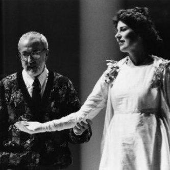 ALCESTE, Alceste with Pier Luigi Pizzi, La Scala 1987