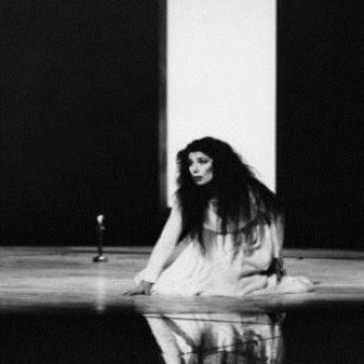 LADY MACBETH, Macbeth Frankfurt 1990