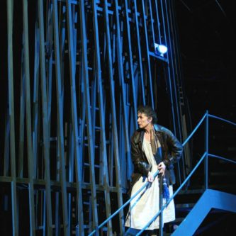 LA MADRE, Il Prigioniero, Paris Opera 2008 Photo Fred Toulet.