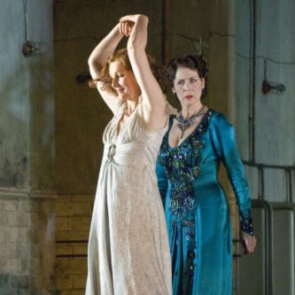 Salome with Angela Denoke Royal Opera House 2012