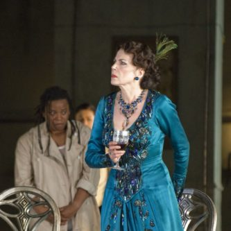 HERODIAS, Salome, Royal Opera House 2012