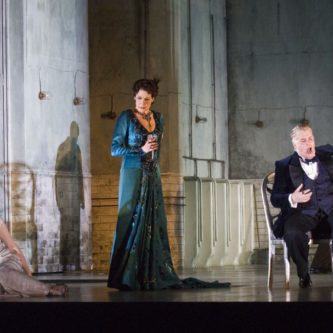HERODIAS, Salome with Angela Denoke and Stig Andersen Royal Opera House 2012