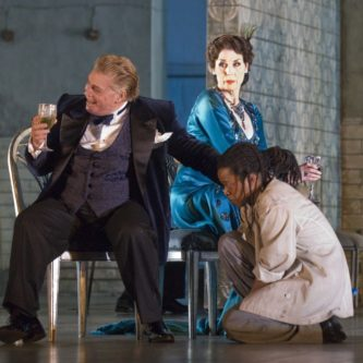 HERODIAS, Salome with Stig Andersen Royal Opera House 2012