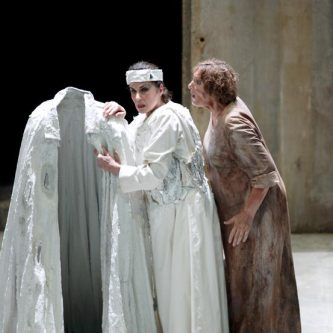 KLYTÄMNESTRA, Elektra, Madrid 2011 with Deborah PolaskiJavier del Real