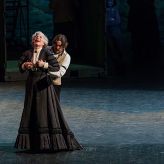 As Mrs Sedleywith Benedict NelsonPeter Grimes - Lyon 2014