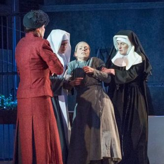 La Zia Principessa, Suor Angelica, Opera Holland Park 2015with Anne Sophie Duprels, Fiona Mackay, Kathryn Walker