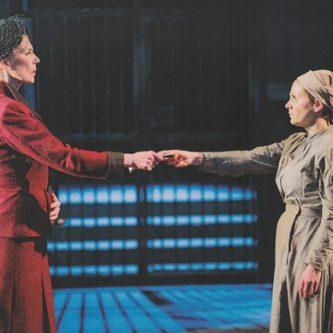 La Zia Principessa, Suor Angelica, Opera Holland Park 2015with Anne Sophie Duprels