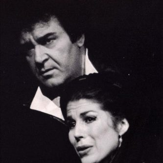 LEONORA, Il Trovatore with Franco Bonisolli Royal Opera House 1986
