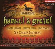 Hansel and Gretel Opera in English